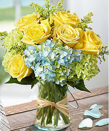 Monet Floral Arrangment in Colorado Springs, CO | Enchanted Florist II