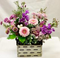 Moody Mason Fresh Floral Design