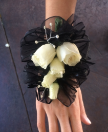 Moonlight Beauty Corsage