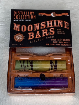 Moonshine Distillery Collection Truffle Bars