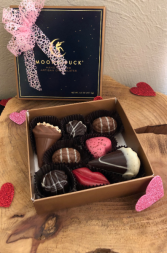 Moonstruck Assorted Gourmet Chocolate Truffles
