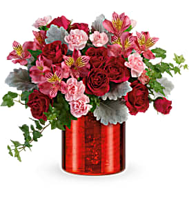 Moonstruck Mercury Bouquet Teleflora