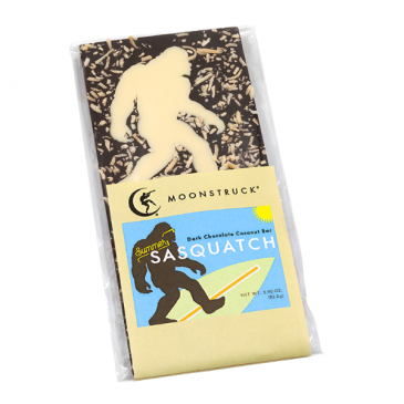 Add on item: Moonstruck Sasquatch Chocolate Bar Candy/Chocolate