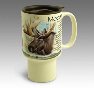 moose travel mug gift in richland wa arlene s flowers and gifts