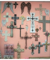 More Crosses