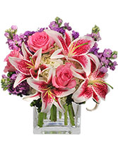 More Than Words... Flower Arrangement in Watertown, New York | Allen's Florist and Pottery Shop
