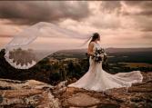 Morgans Bridals wedding bouquet