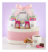 Morning Brew for Two Gift Basket Morning Brew Gift Basket