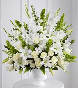 Morning Stars Funeral Flowers in Richland, WA | ARLENE'S FLOWERS AND GIFTS