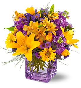 Morning Sunrise - 002 Flower arrangement