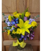 Morning Sunshine T&V Exclusive  in Appleton, Wisconsin | TWIGS & VINES FLORAL
