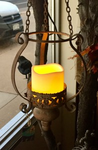 Moroccan Lantern With LED Candle A Great Gift Idea