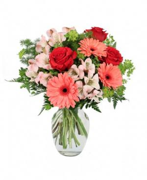Mosaic of Memories Arrangement in Rushville, IN | RUSHVILLE FLORIST & GIFTS INC