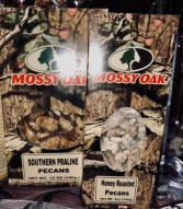Mossy Oak Pecans  Candy
