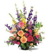 Most Memorable Tribute Funeral Vase