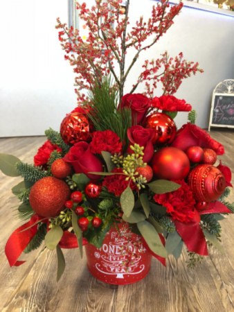 Most Wonderful Time of the Year  Arrangement