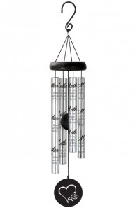 "Mother 21"" Sonnet Wind Chime Item #62987"