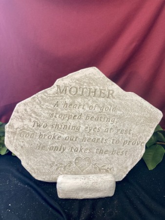 Mother - A Heart of Gold Stone