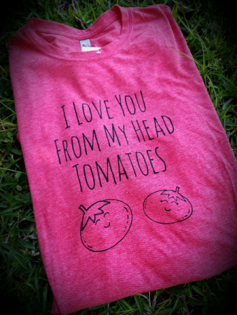 Love and Tomatoes Valentines Days