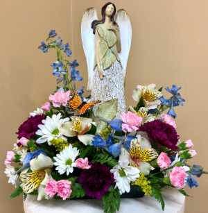 Mother Earth Two Gifts In One! in Springfield, IL | FLOWERS BY MARY LOU INC