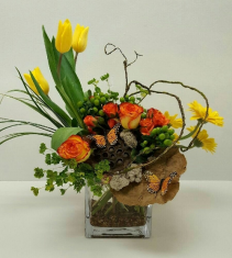 Mother Nature Floral Arrangement