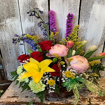 Mother's Day 2 Basket Arrangement