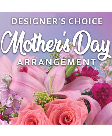 Mother's Day Arrangement Custom Design
