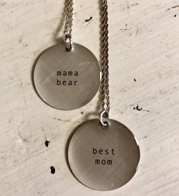 Mother's Day Artifact Necklace 1