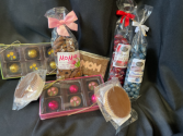 Mother's Day Assorted Gourmet  Chocolates and goodies
