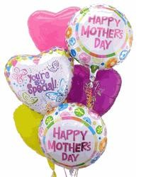 Mother's Day Balloon bouquet  in Lakewood, WA | CRANE'S CREATIONS INC.