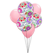 Mother's Day Balloon Bouquet  in Sedalia, MO | State Fair Floral