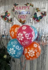 Mother's Day Balloon Bouquet Balloons