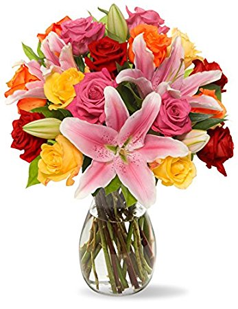 I love you more than yesterday Flower design ideas