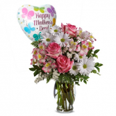 Mother's Day Bouquet with Mylar