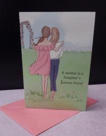 Mother's Day Card Forever Friend