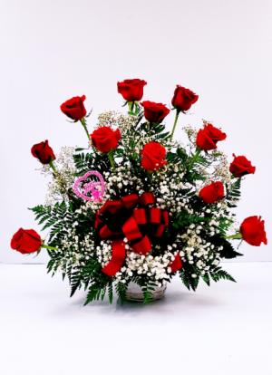 Roses especial  in Tampa, FL | TAMPA'S FLORIST INC.