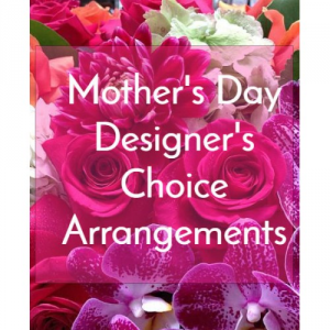 Mother's Day Designer's Choice in Nevada, IA | Flower Bed