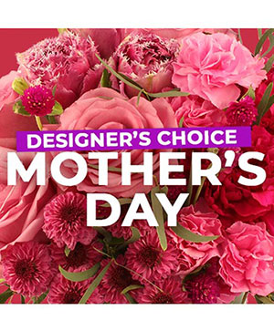Mother's Day Florals Designer's Choice in New Brighton, PA | MCNUTT'S ABBEY FLOWER SHOPPE