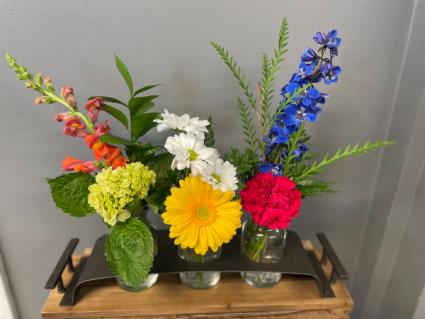 Mother's Day Flower Subscription Fresh Arrangement