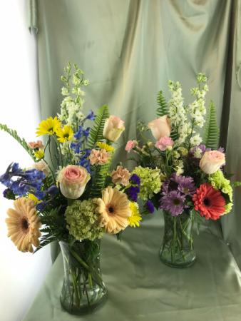Mother's Day Gathering Vase Remix