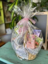 Mother's Day Gift Basket Basket assortment