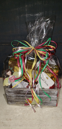 Mother's Day gift basket gift basket