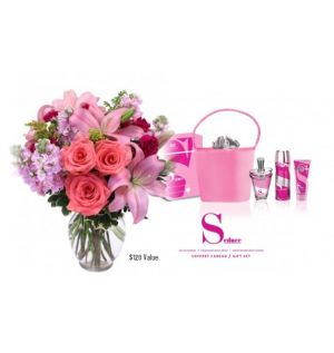 Mothers day flowers coral springs fl darbys florist mothers day gift set special in coral springs fl darbys florist mightylinksfo