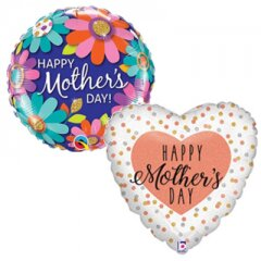 Mother's Day Mylar Balloons
