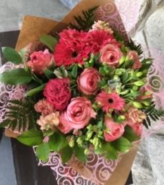 Everyday Wrapped Bouquet