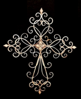 Spiritual Cross Ornate