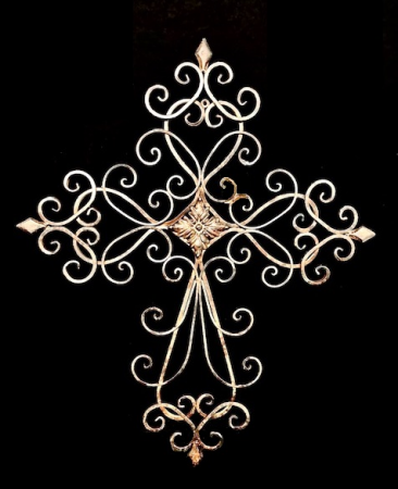 Spiritual Cross Ornate