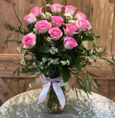 Mother's Day Roses Floral Arrangement