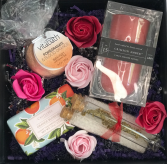 Mother's Day Self Care Basket
