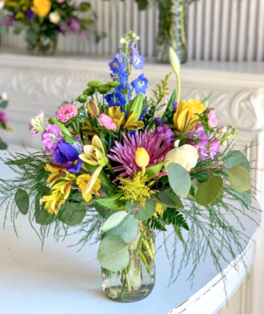 Mother's Day Special 3 Mother's Day Fresh Arrangement